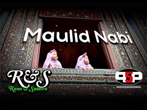 RUNA & SYAKIRA - MAULID NABI (Official music video)