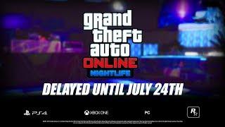 GTA 5 ONLINE NIGHTCLUB UPDATE RELEASE DATE DELAYED!? (GTA 5 Update)