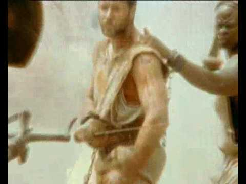 Russell Crowe :Gladiator Tribute