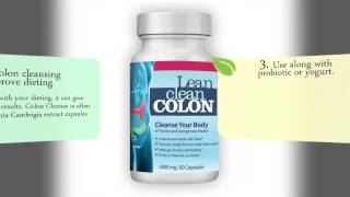 Sadly, a lot of people doesn't know these important things about Colon Cleanse