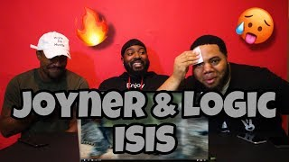 Joyner Lucas ft. Logic - ISIS (ADHD) REACTION 🔥