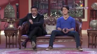 Comedy Nights With Kapil - Tiger, Jackie & Kriti - Heropanti -10th May 2014 - Full Episode (HD)