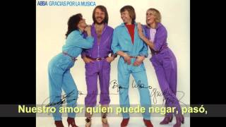 Watch Abba Conociendome Conociendote Knowing Me Knowing You  In Spanish video
