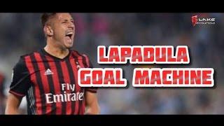 Gianluca Lapadula - AC.Milan GOAL MACHINE