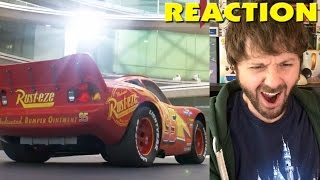 CARS 3 Official Trailer #3 REACTION