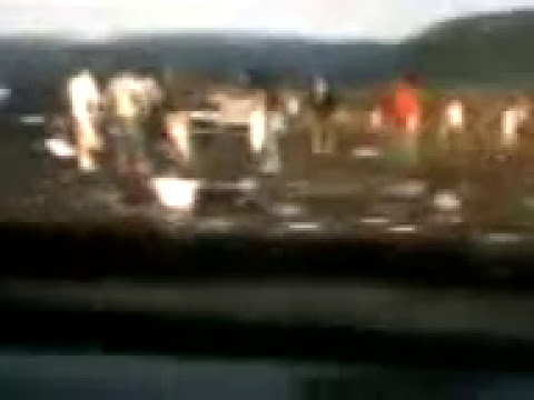 MARAVATIO MICHOACAN (ACCIDENTE EN AUTOPISTA)
