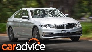 2017 BMW 5 Series review | CarAdvice
