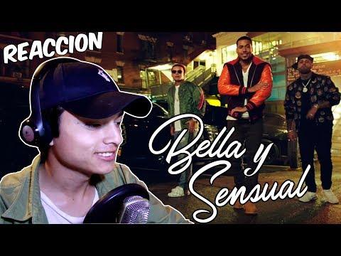 Video Reacción | Romeo Santos, Daddy Yankee, Nicky Jam - Bella y Sensual (Official Video)