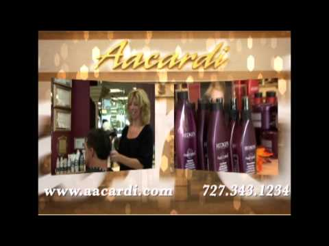 Aacardi The Salon 20 Year Anniversary
