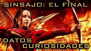 SINSAJO PARTE 2: EL FINAL | DATOS CURIOSOS | DETRAS DE CAMARAS | TRAILER PELICULA ESTRENO ESPAÑOL