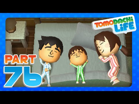 Tomodachi Life - Part 76 - Beyonce's Birthday! (3DS)