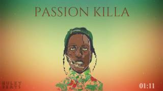 "[FREE] Kanye West x ASAP Rocky Type Beat 2017 ""Passion Killa"""