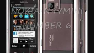 top ten nokia mobile phones 2010-2011