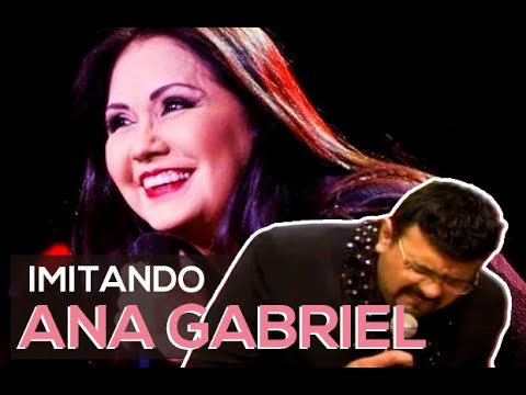 Omar Alonso Imita: Ana Gabriel / Valentin Elizalde / José José pt.2 (2/4)