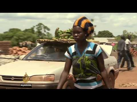 South Sudan faces food security crisis