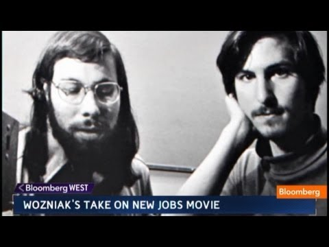 Steve Wozniak: 'A Lot of Things Wrong' With Jobs Movie
