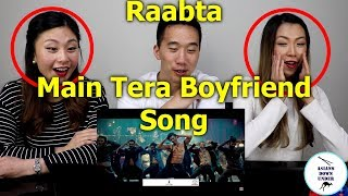 Main Tera Boyfriend Song Raabta Arijit S Neha K Meet Bros Reaction Australian Asians