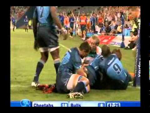Super Rugby Rd.2 Highlights