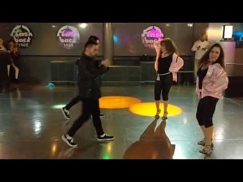 BDA2018: Grease show by Activa Barcelona ~ video by Zouk Soul