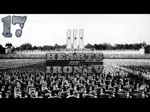 Hearts Of Iron IV - Rzesza Niemiecka #17 - Operacja Lew Morski (Gameplay PL)