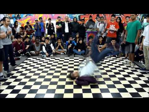 Round 3 - HybridFormZ vs Zealous - SYDNEY BBOY LEAGUE