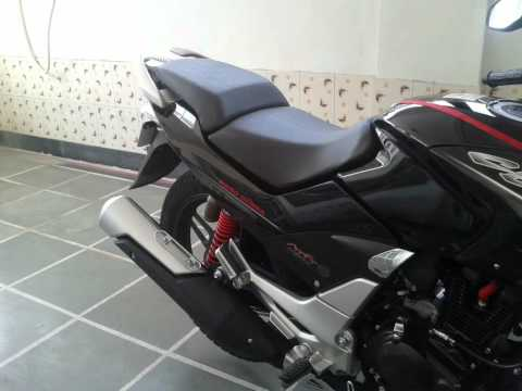 hero honda  new cbz xtreme 2011 .wmv