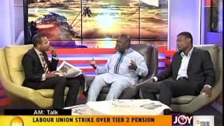 Labour Union Strike - AM Talk (30-10-14)