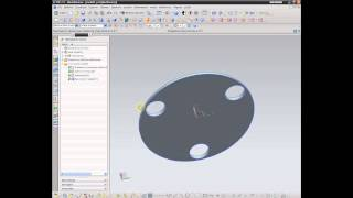 Siemens NX7.5 Exercise13