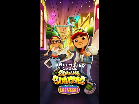 Subway Surfer Any/All City Unlimited Coins
