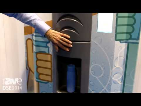DSE 2014: AqwaStream Introduces Its Water Refill Station Using Intel Technology