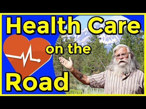 What if I get sick on the road? Nomadic Health Care!