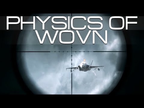 Physics of Wovn - Battlefield 3 Montage by Wovn