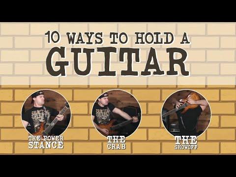 Lesson Guitar - Poser Metal