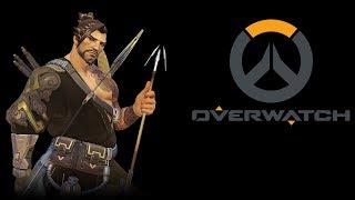 Overwatch Hanzo Gameplay