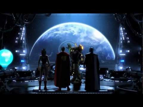 Dc Universe Online Intro Movie video
