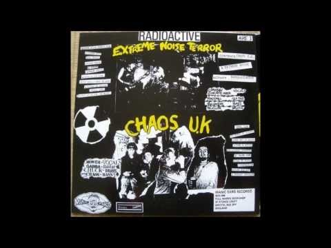 Chaos Uk - Used And Abused