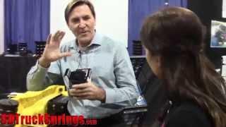 SuperSprings talks HElper Springs, Sumosprings, and Coil Sumosrpings- SEMA 2013 - SD Truck Springs