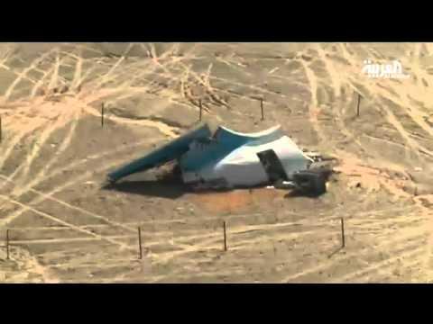بريطانيا: #الطائرة_الروسية تحطمت بسبب تفجير