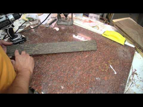 Black Palmwood - Luthier Wood Review - Tonewood