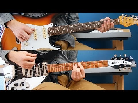 The Beatles - Day Tripper - Guitar Cover
