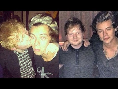 Ed Sheeran Calls BFF Harry Styles His 'Anchor'