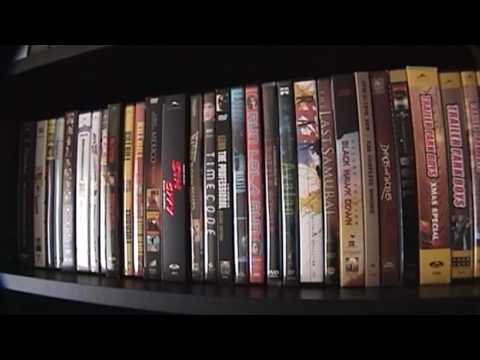 My DVD Collection - Directors, Comedies, Adult Cartoons (HD Version)