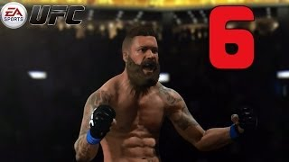EA Sports UFC [MODALITà CARRIERA #6] - FEAR THE BEARD