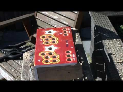 Bartop Arcade Cabinet - 720p movie (Weecade Clone)