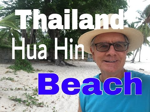 Thailand HUA HIN Beach   On A Budget Tavel