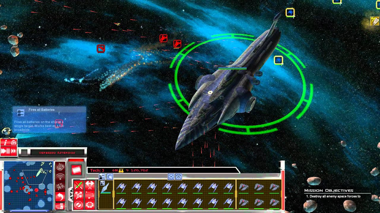 Star Wars Republic at War Space Battle Star Wars Republic at War