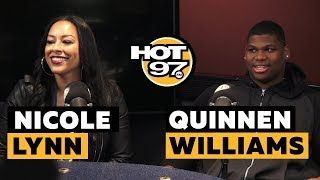Quinnen Williams On Nick Saban & Draft Hopes + Nicole Lynn On Being A Black Woman Agent In Sports