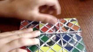 How to solve a Rubik's Magic (Beginner's Method)