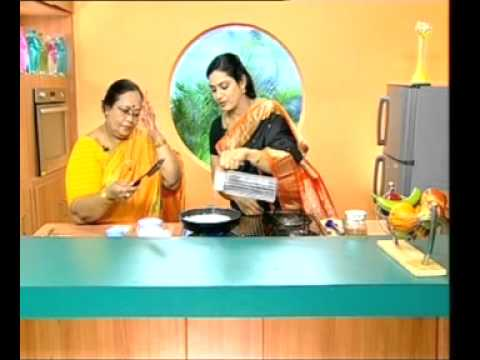 Andhra Recipes - Saggubiyyam Halwa - Ullikadala Pakoda - 01