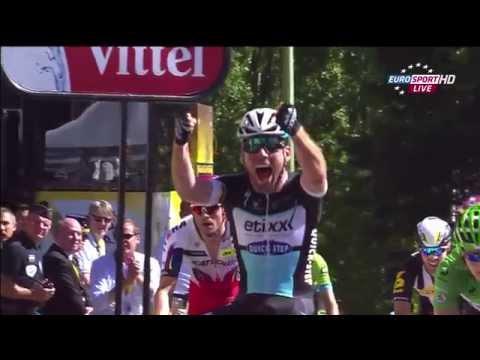 Mark Cavendish 2015 Highlights